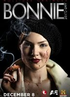 Holliday Grainger as Bonnie Parker in Bonnie and Clyde