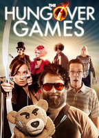 The Hungover Games boxcover