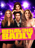 Ashley Rickards as Kristen Stevens in Behaving Badly