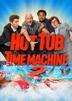 Christine Bently as Christine in Hot Tub Time Machine 2