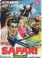 Janet Leigh as Linda in Safari