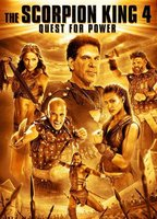 Ellen Hollman as Valina in The Scorpion King 4: Quest for Power
