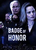 Natasha Henstridge as Rebecca Miles in Badge of Honor