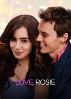 Lily Collins as Rosie Dunne in Love, Rosie