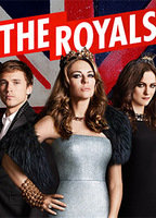 Keeley Hazell as Violet in The Royals