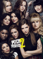 Rebel Wilson as Fat Amy in Pitch Perfect 2