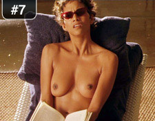Halle Berry Nude