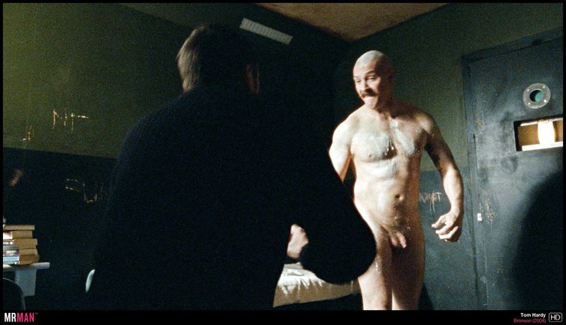 Bronson Tom Hardy nude Penis