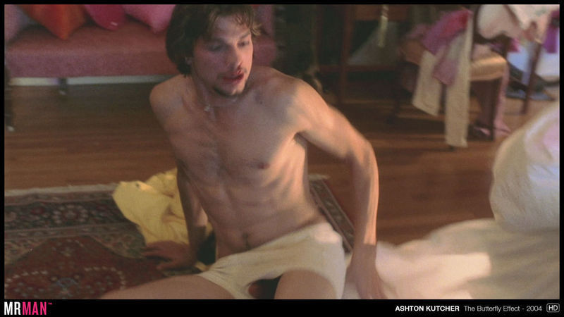ashton kutcher naked penis