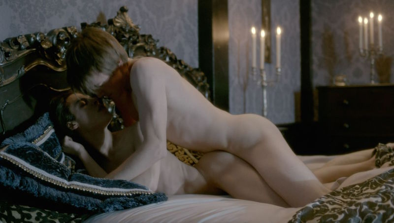 Beauchamp naked Penny Dreadful full frontal