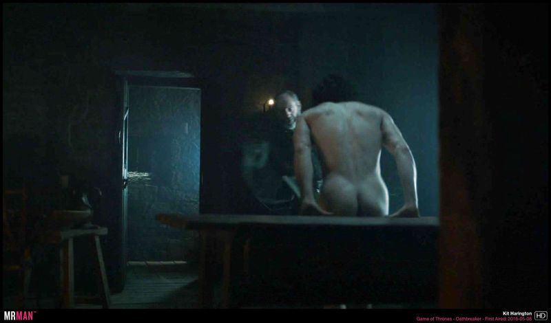 Kit Harington Booty