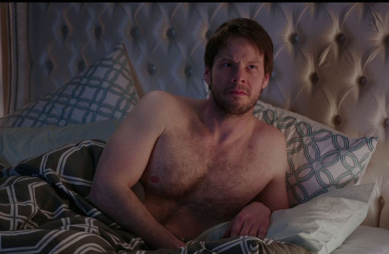 Ike Barinholtz Shirtless sexy
