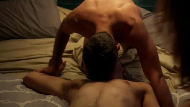 Gay scene from Kingdom