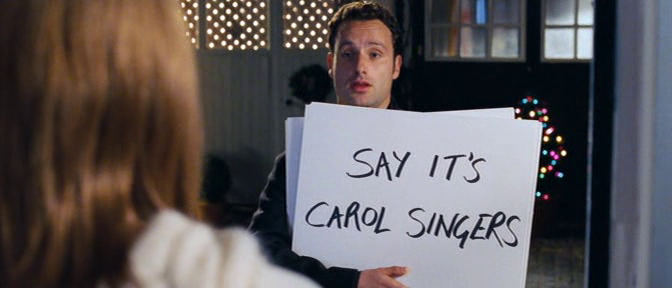 love actually cards