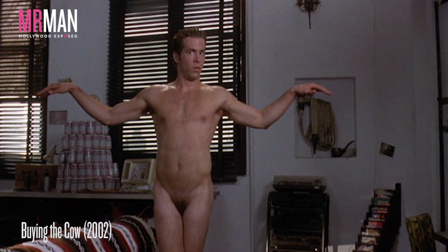Ryan Reynolds Selflessly Bares All