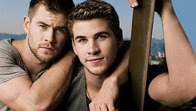 I Love You Bro: Hollywood's Sexiest Siblings