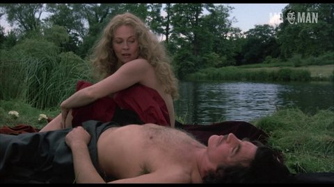 Alan Bates in The Wicked Lady (1983)