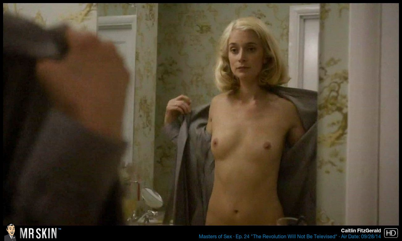 Caitlin Fitzgerald Nude Scenes