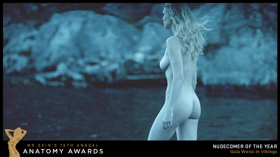 Mrins 16th Anatomy Award Winners Celebs Nude In Here