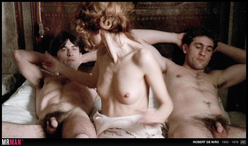 Robert De Niro Nude