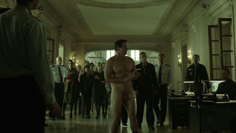 Chris Conrad Nude In Patriot
