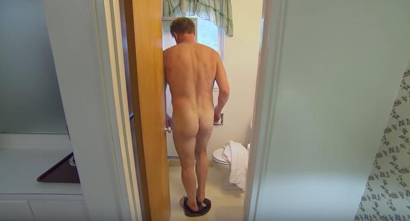 Gordon Ramsay butt