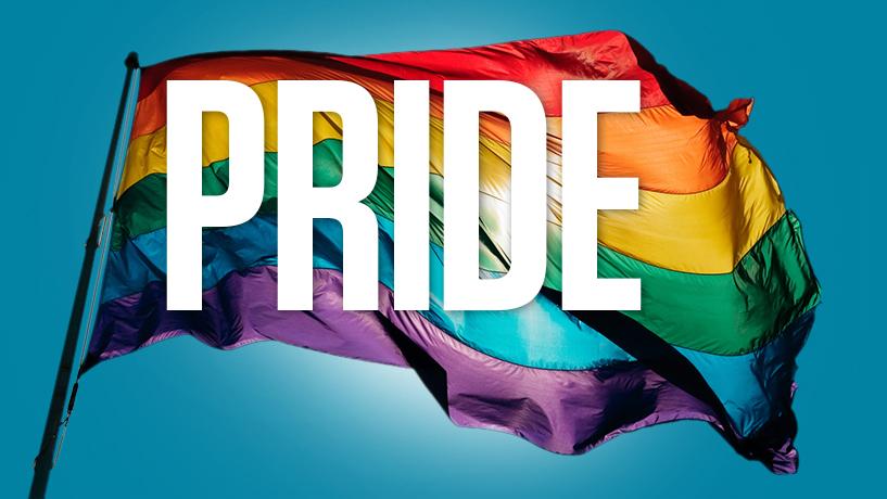 Mrman flash happy pride 2017