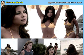 Yasmine Bleeth in Baywatch (1)