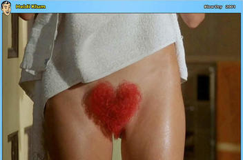 Heidi Klum in Blow Dry (1)