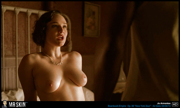 Jo armeniox nude boardwalk empire s04e01