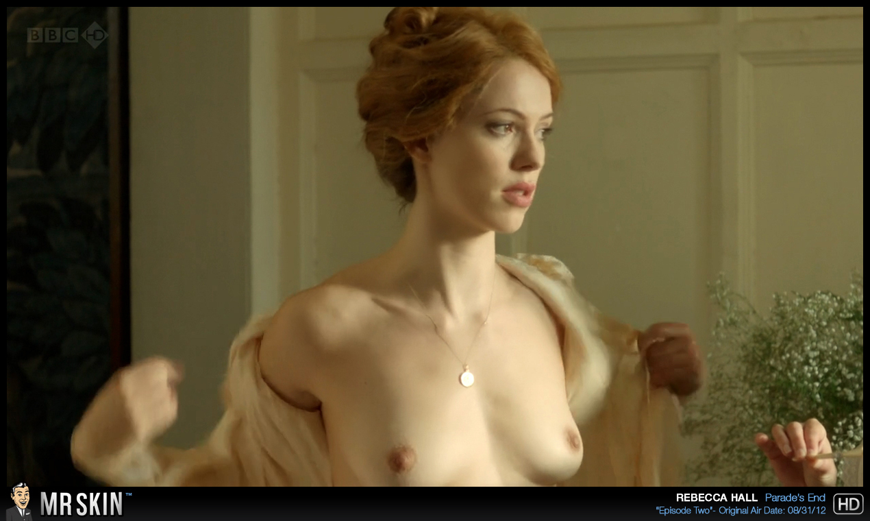 Talk, what i see naked rebecca hall speaking, opinion