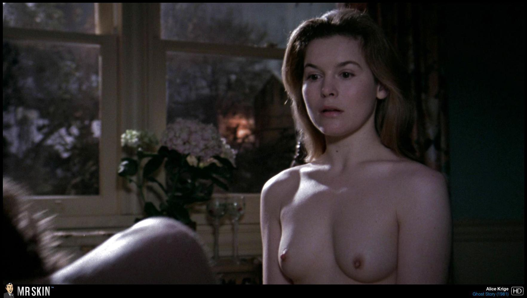 Nude beth toussaint Why Alice