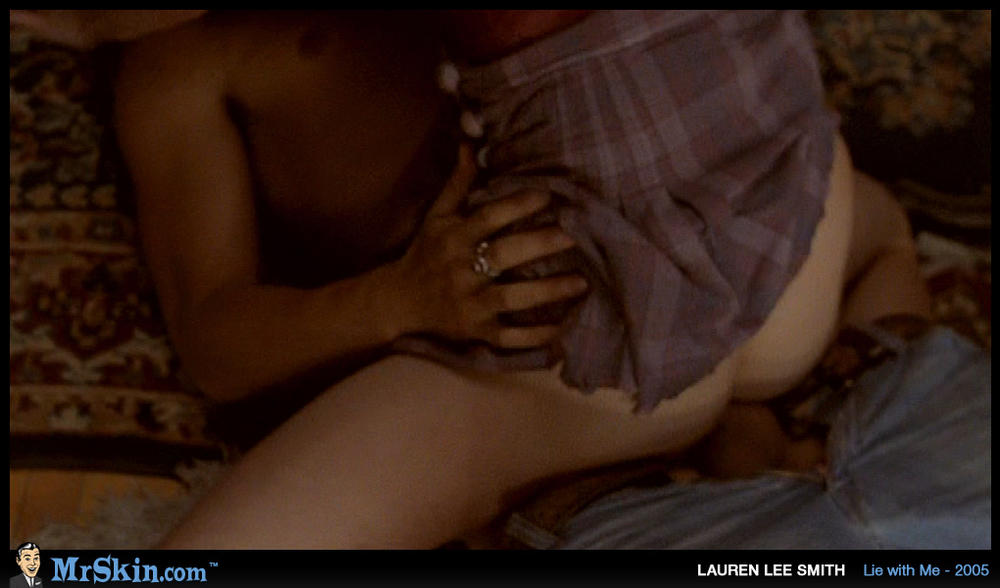 Lauren lee smith unsimulated sex scene in lie with me movie 7