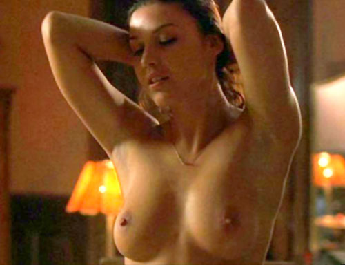 naked girl from hostel movie