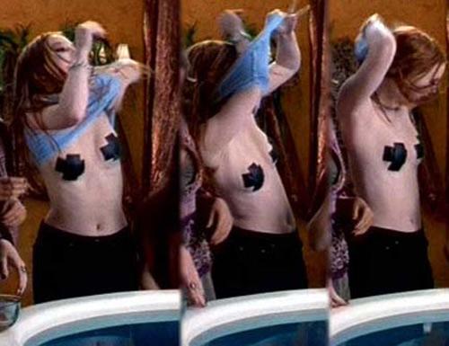 alicia witt nipple