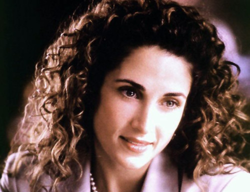 ... but we'll be carefully examining the bod of Melina Kanakaredes (Picture: ...