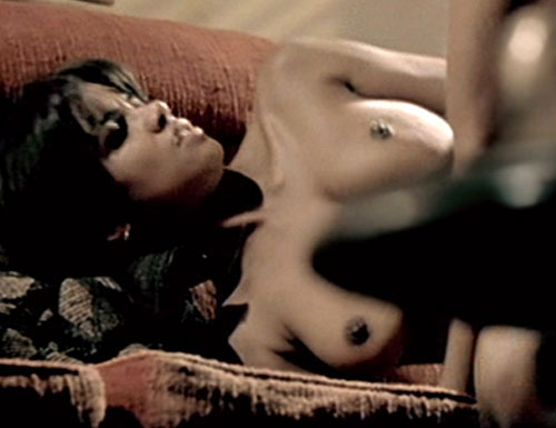... swordfish during a marathon sex scene in Monster's Ball (Picture: 1).