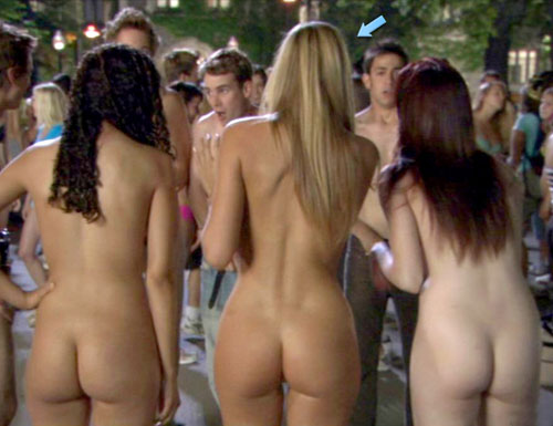 With American Pie Presents: The Naked Mile (Picture: 1) we got the chance to ...