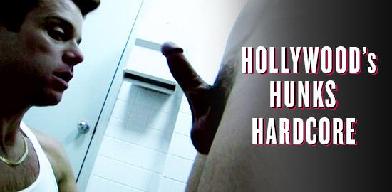 Hollywood hunks