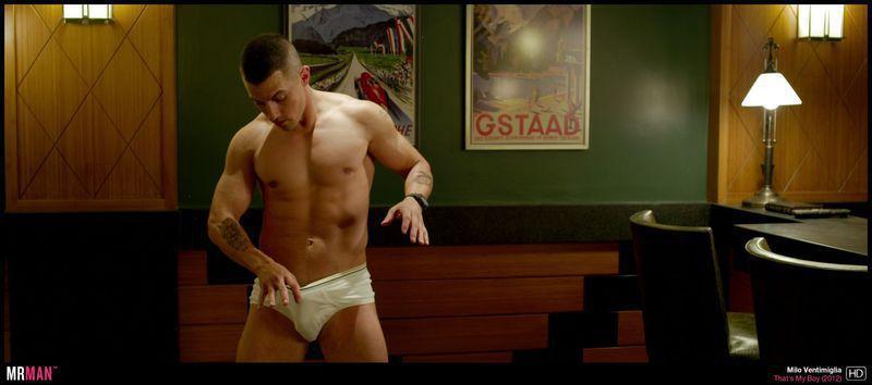 Milo Ventimiglia Gay Movie - First Butt Sex