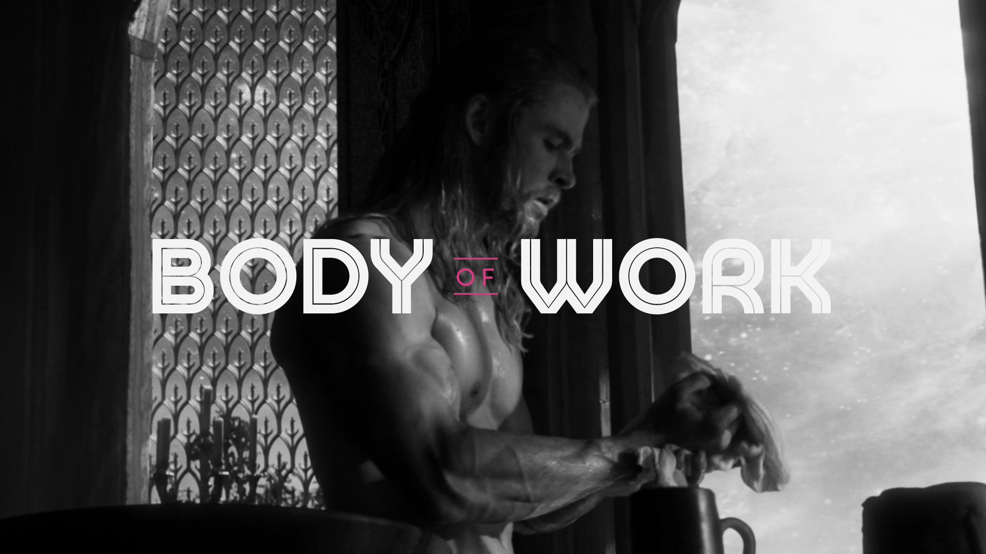 Body of Work: Chris Hemsworth