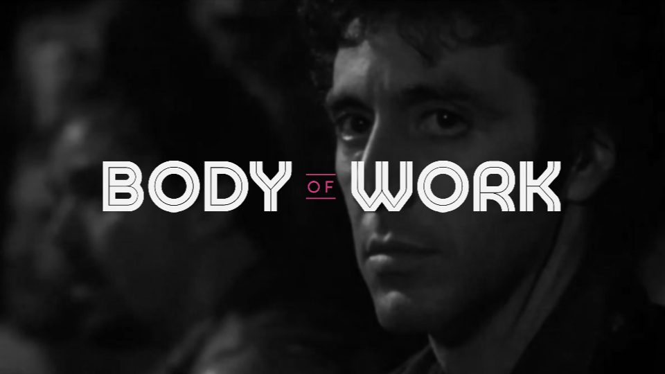 Body of Work: Al Pacino
