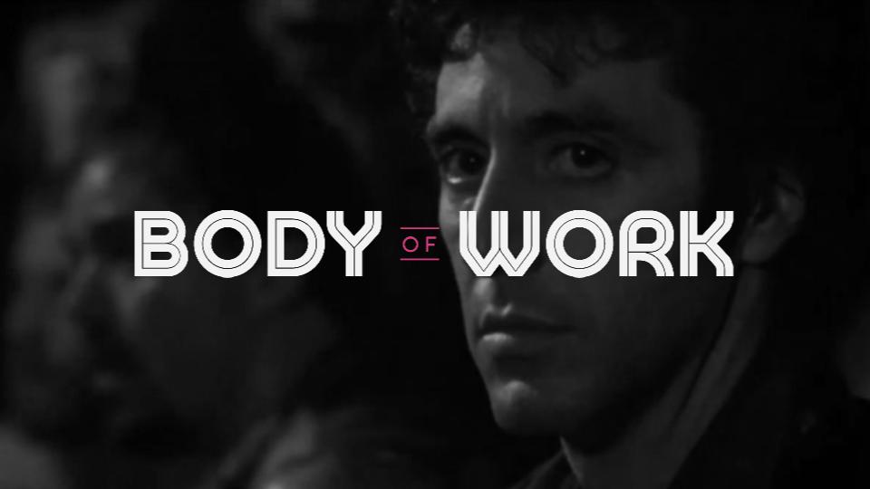 Body of Work: Al Pacino