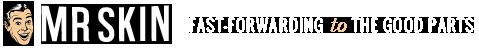 Mrskin logo header b