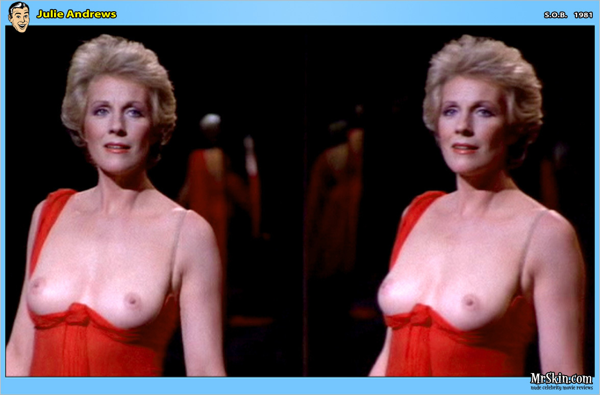 Nude pics of julie andrews