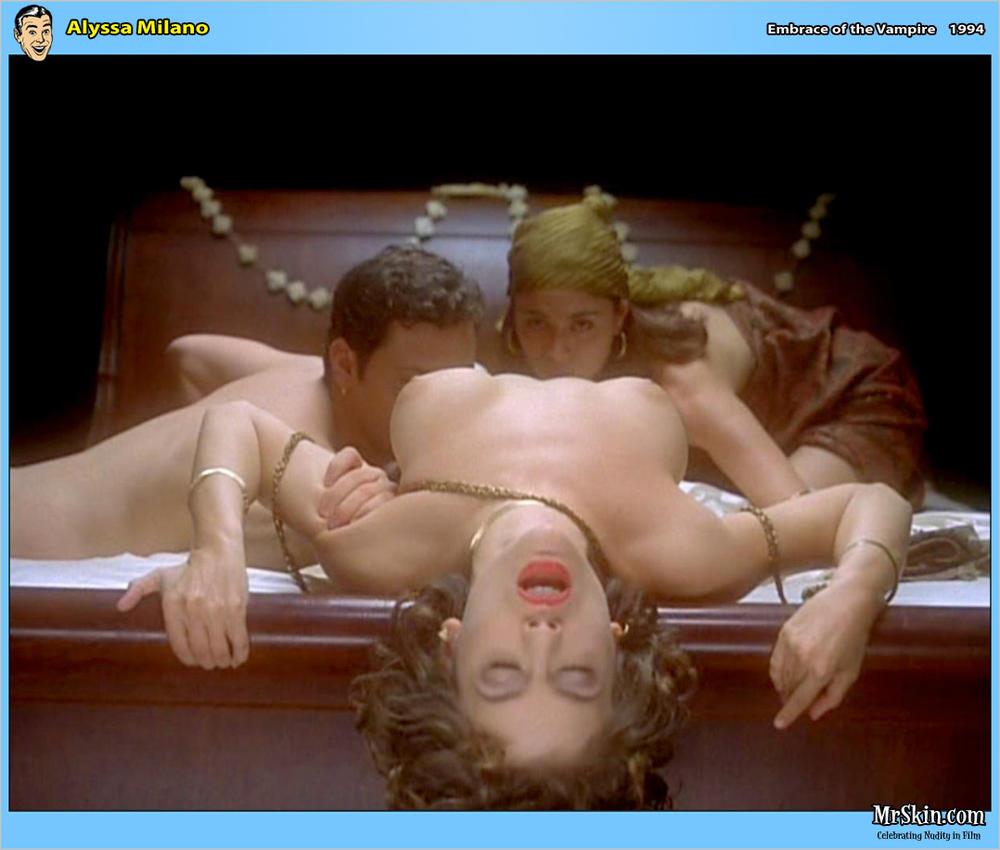 Recommend Vampire porno films are