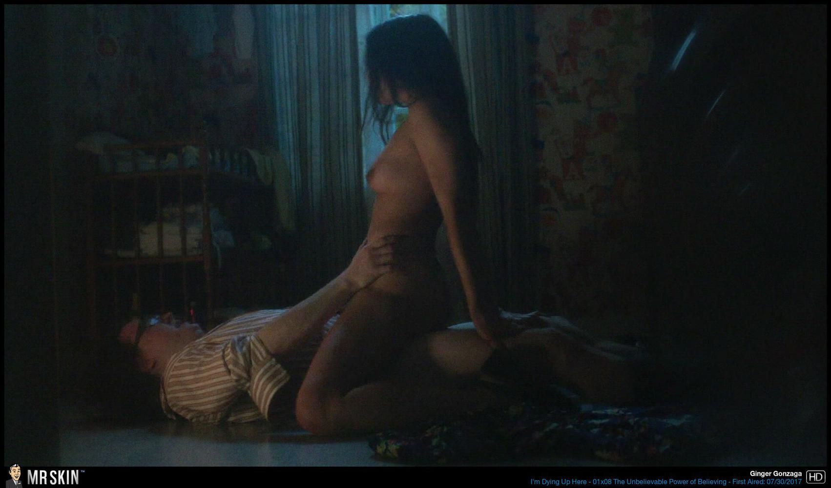 Ginger gonzaga nude sex scene simply matchless