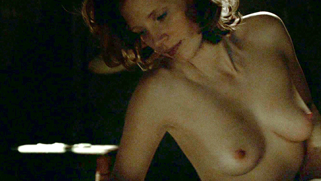 lawless Jessica chastain boobs