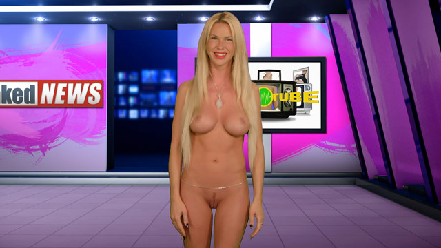 Nude news tube