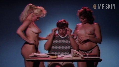 Very racy sex scenes